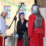 Středověká slavnost 2014